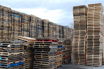 Don't Scrap Them! The Importance of Used Pallets